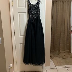 Jessica McClintock long dress
